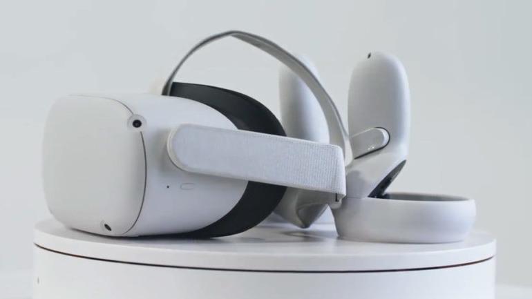 Шлем Oculus Quest 2: особенности