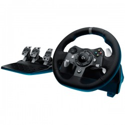Руль Logitech​ G920 Driving Force + педали