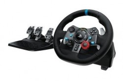 Руль Logitech G29 Driving Force + педали
